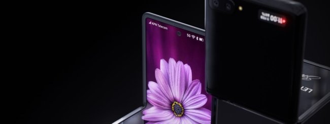 Samsung Galaxy Z Flip concept