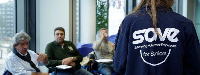 Samsung Save for Seniors
