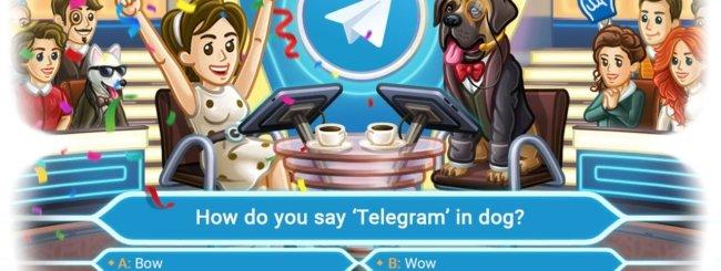 Telegram sondaggi 2.0