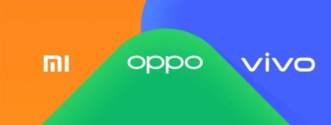Xiaomi-Oppo-Vivo P2P