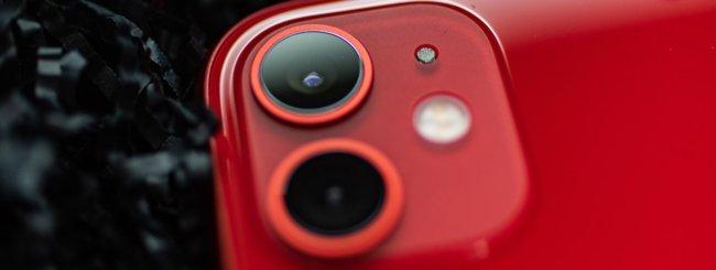 iPhone 11 rosso