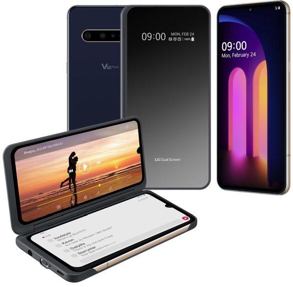 LG V60 ThinQ e Dual Screen