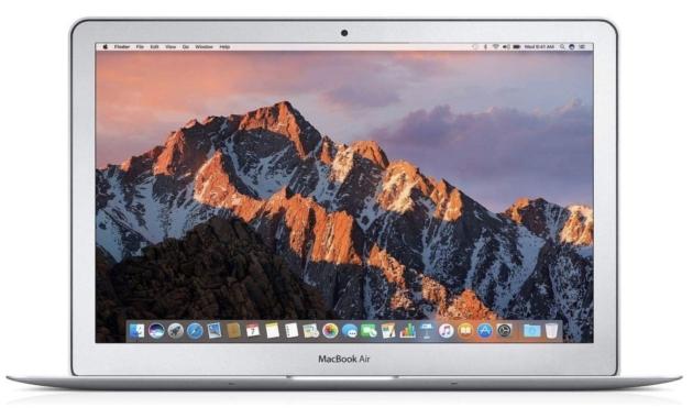 MacBook Air 13 - Metà 2012