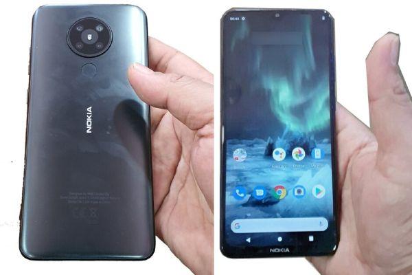 Nokia 5.2 Captain America leak