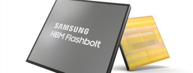 Samsung 16GB HBM2E Flashbolt