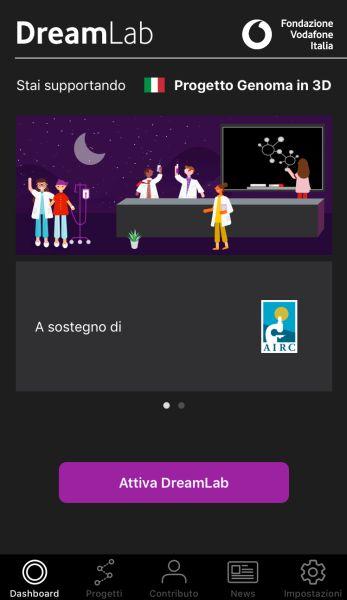Vodafone DreamLab