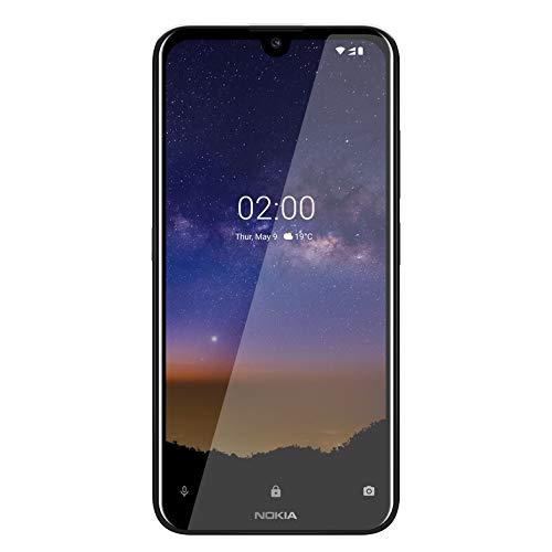 Nokia 2.2 Dual SIM 16GB 2GB RAM Nero SIM Free