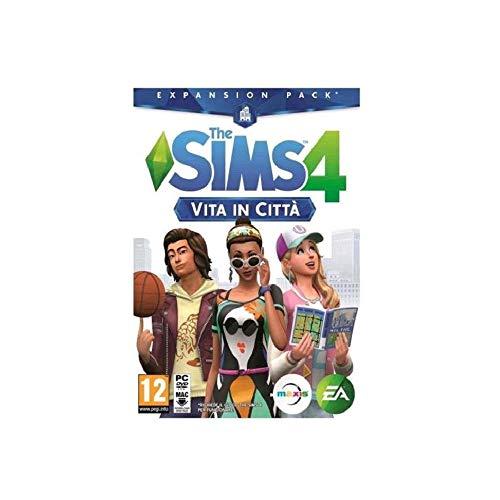 "The Sims 4 Espansione ""Vita in Città"""