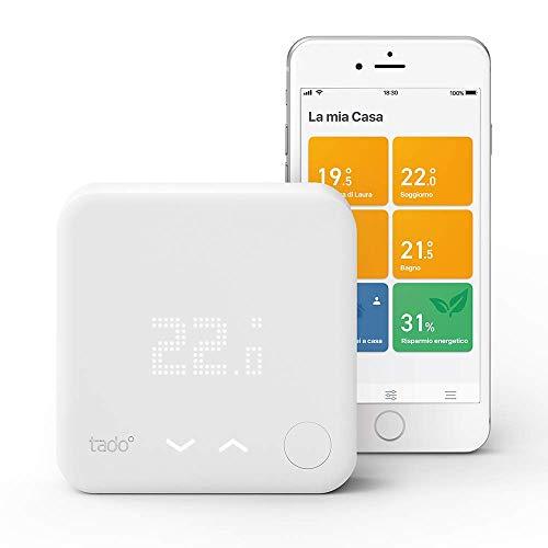 Tado Termostato Intelligente Kit di Base V3+