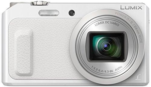 Panasonic Lumix DMC-TZ57EG (Bianco)
