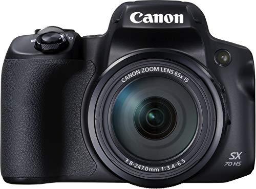Canon Powershot SX70 HS Fotocamera digitale (Versione UK)