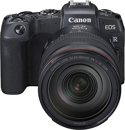 Canon EOS RP con obiettivo RF 24-105MM F/4 L IS USM