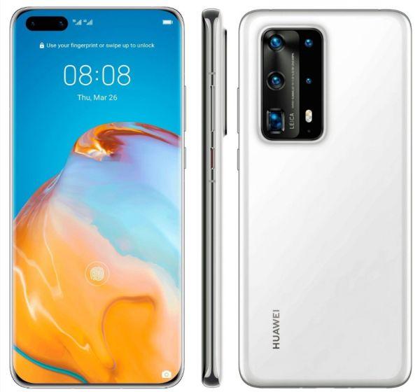 Huawei P40 Pro+ leak