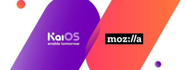 KaiOS - Mozilla partnership