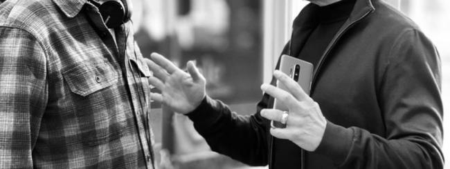 OnePlus 8 Pro - Robert Downey Jr. leak