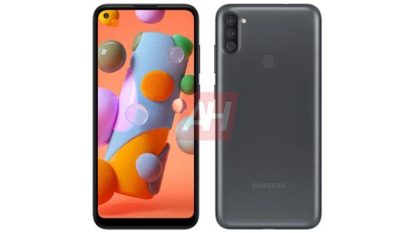 Samsung Galaxy A11 leak