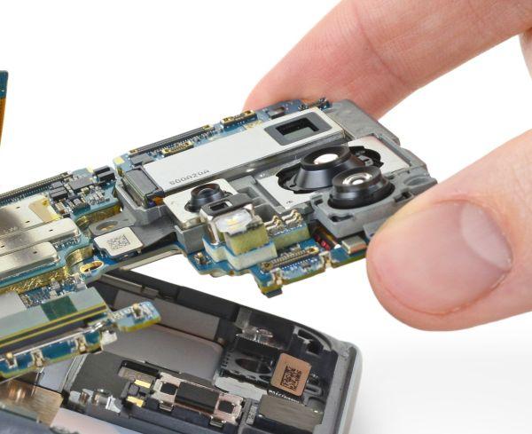 Samsung Galaxy S20 Ultra fotocamere