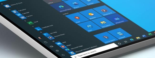 Windows 10 Fluent Design