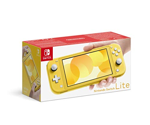 Nintendo Switch Lite (Giallo)