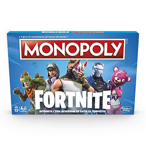 Monopoli Fortnite - Gioco da Tavolo