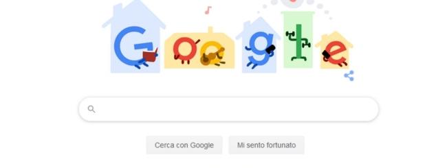 coronavirus tips doodle google