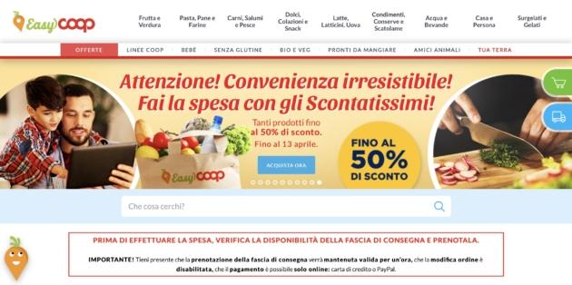 EasyCoop Homepage
