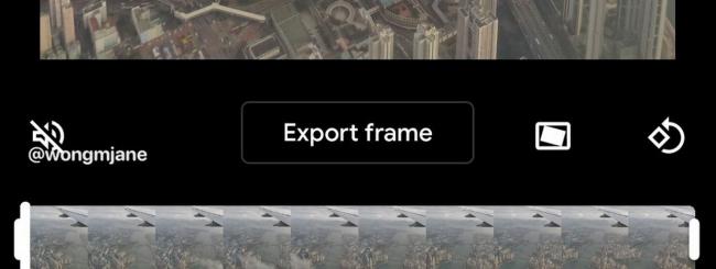 google foto togliere audio dai video