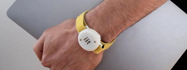 smartband iit ifeel-you coronavirus braccialetto intelligente
