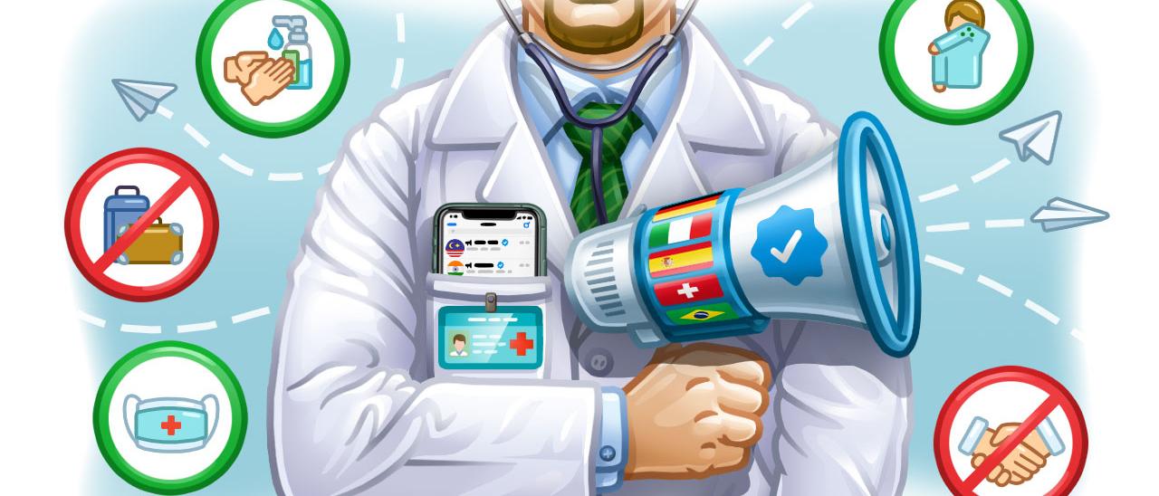 Telegram, autoeliminazione dei massaggi in tutte le chat   Webnews