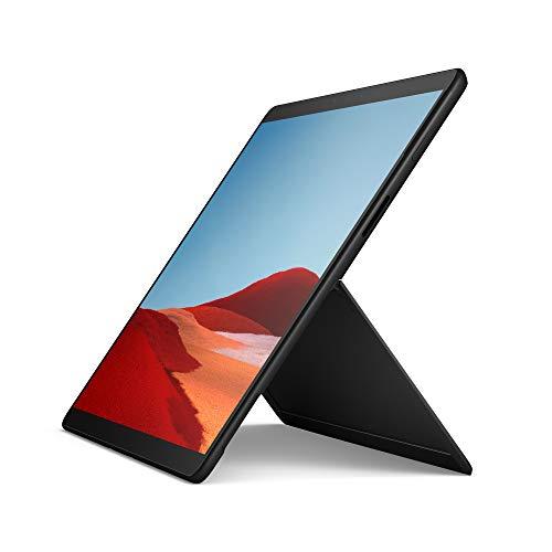 Microsoft Surface Pro X Computer Portatile 2-in-1, 13″, 8 Gb RAM – 128 Gb SSD, Nero
