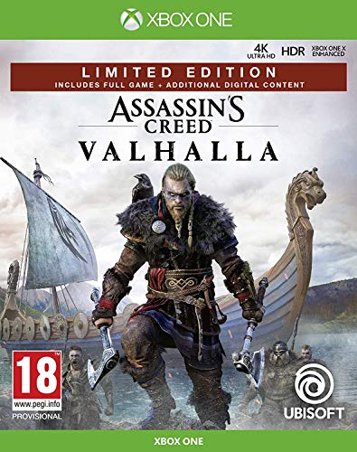 Assassin's Creed Valhalla - Limited (Esclusiva Amazon) - Xbox One