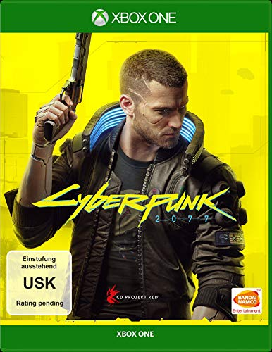 CYBERPUNK 2077 (Day 1 Edition) (Xbox One)