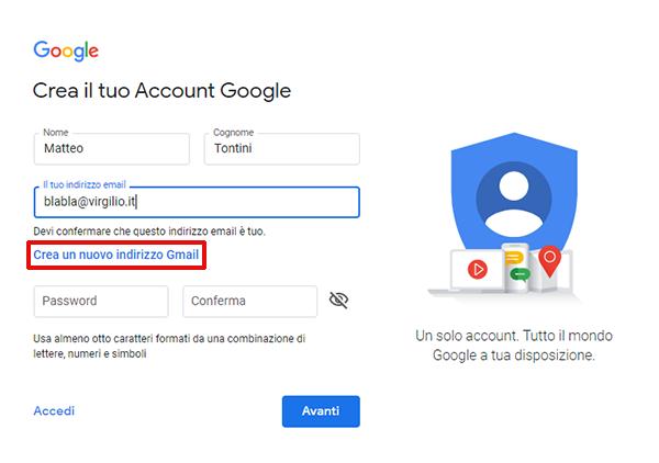 Come usare Google Meet senza Gmail