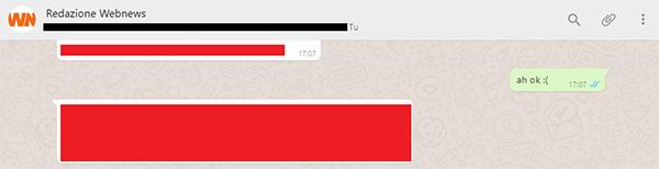 WhatsApp, i gruppi