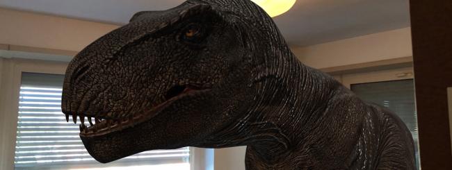 3D Google Dinosauri