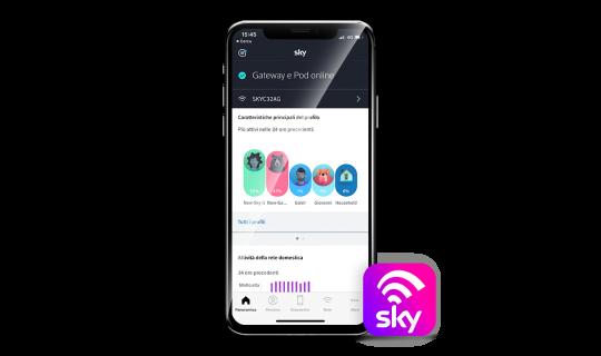 app sky wifi