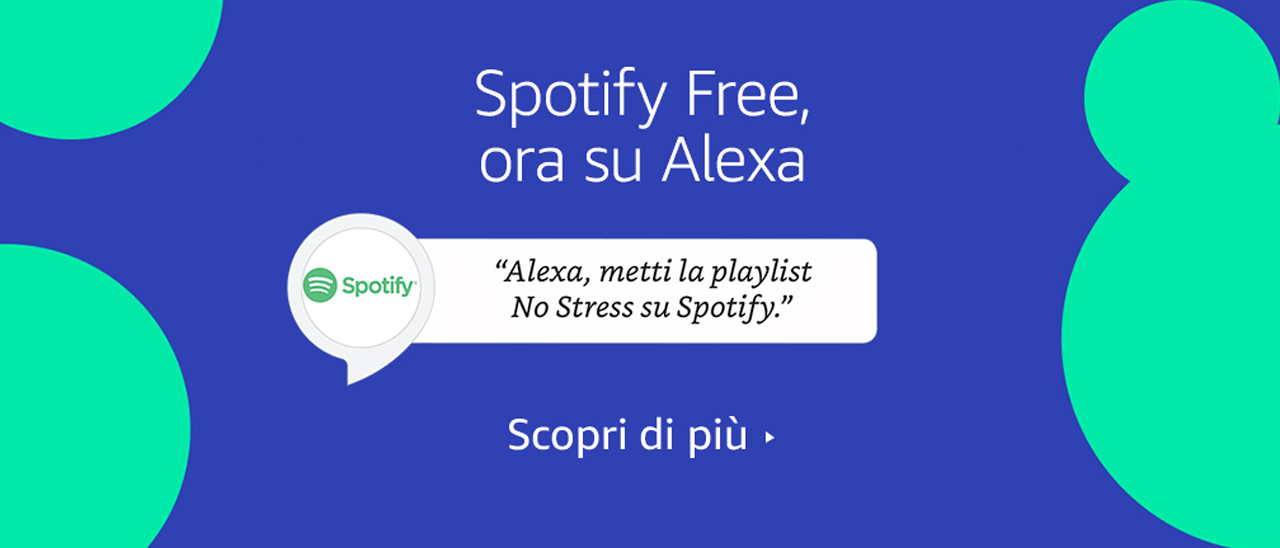 Alexa Spotify Free