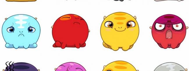 whatsapp sticker animati