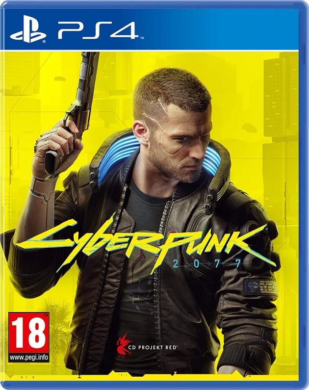 CYBERPUNK 2077 (Day 1 Edition) (PS4)
