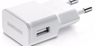 caricabatterie confezione samsung