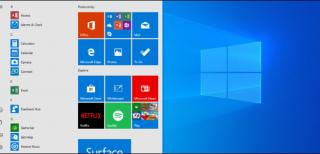 windows 10 nuovo menu start