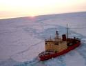 Nave in Antartide