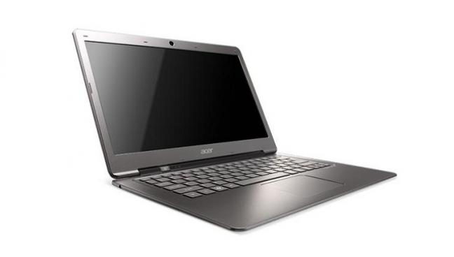 Acer Aspire S3, panoramica
