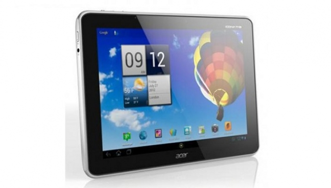 Acer Iconia Tab A510   sinistra