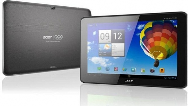Acer Iconia Tab A510  nero