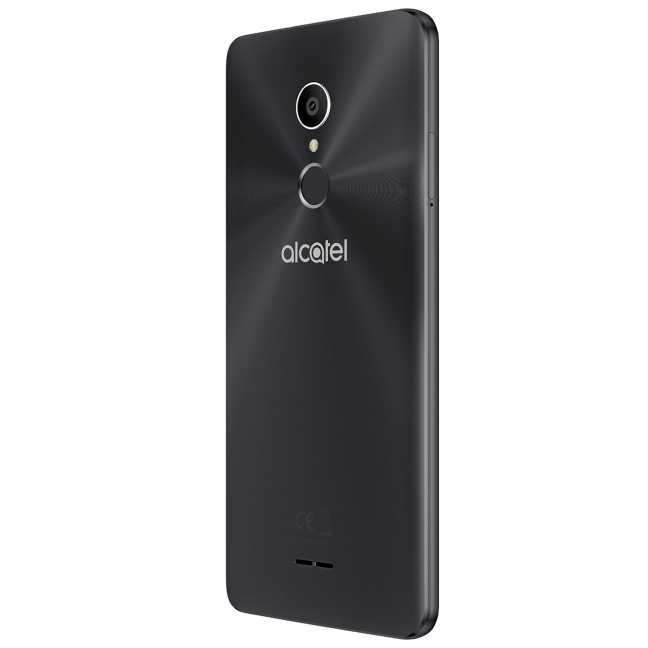 Alcatel 3C, Metallic Black