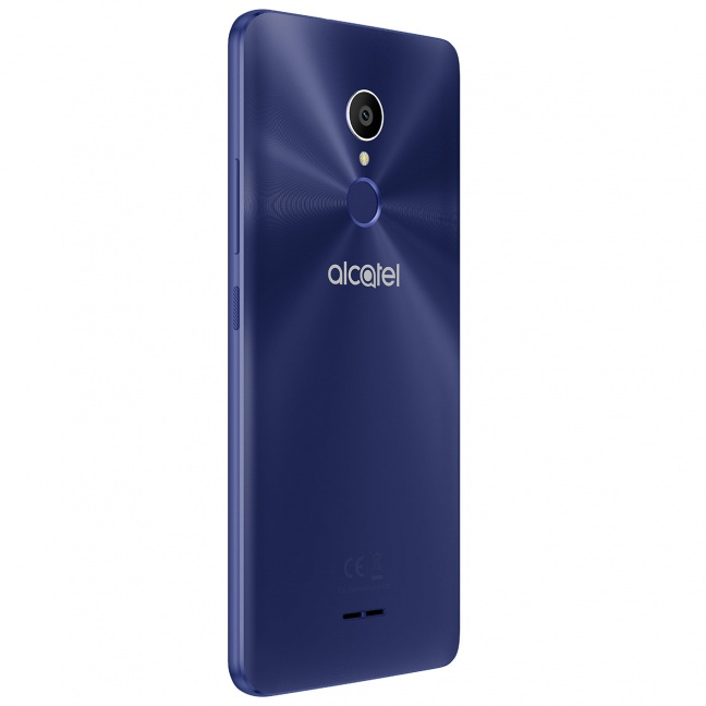 Alcatel 3C, Metallic Blue