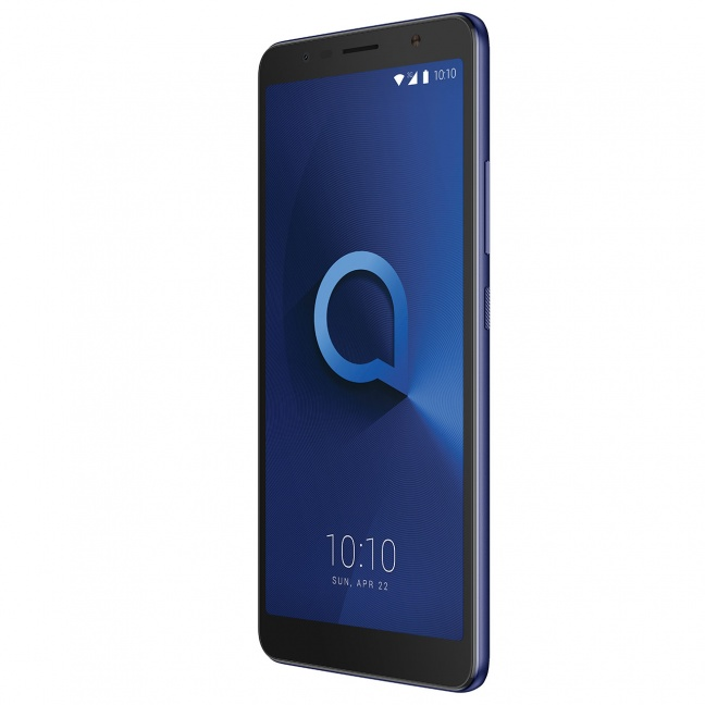 Alcatel 3C, Metallic Blue