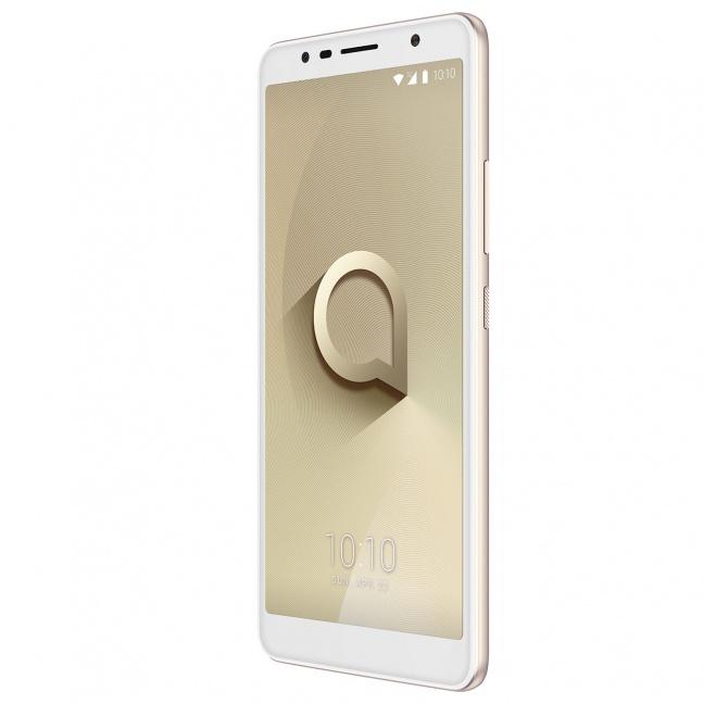 Alcatel 3C, Metallic Gold