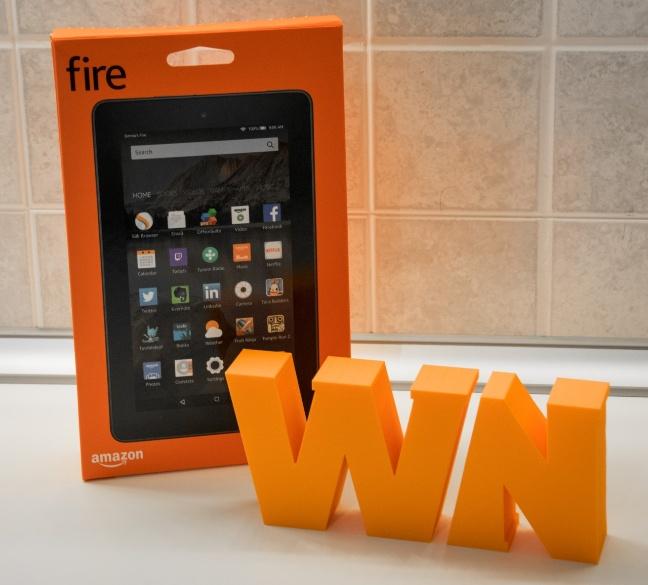 Amazon Fire (2015), le nostre immagini del tablet low-cost